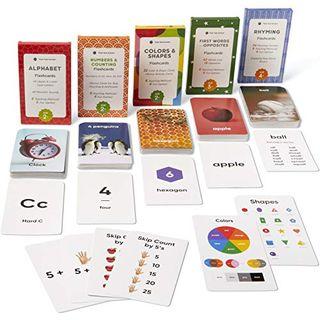 Preschool Flash Cards Bundle