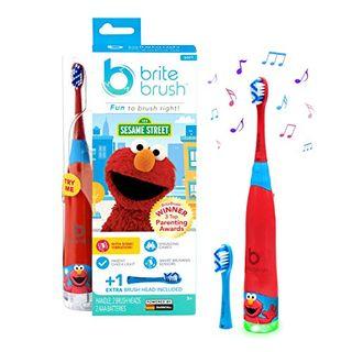 Kids Toothbrush With Elmo