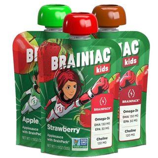 Omega 3 Applesauce