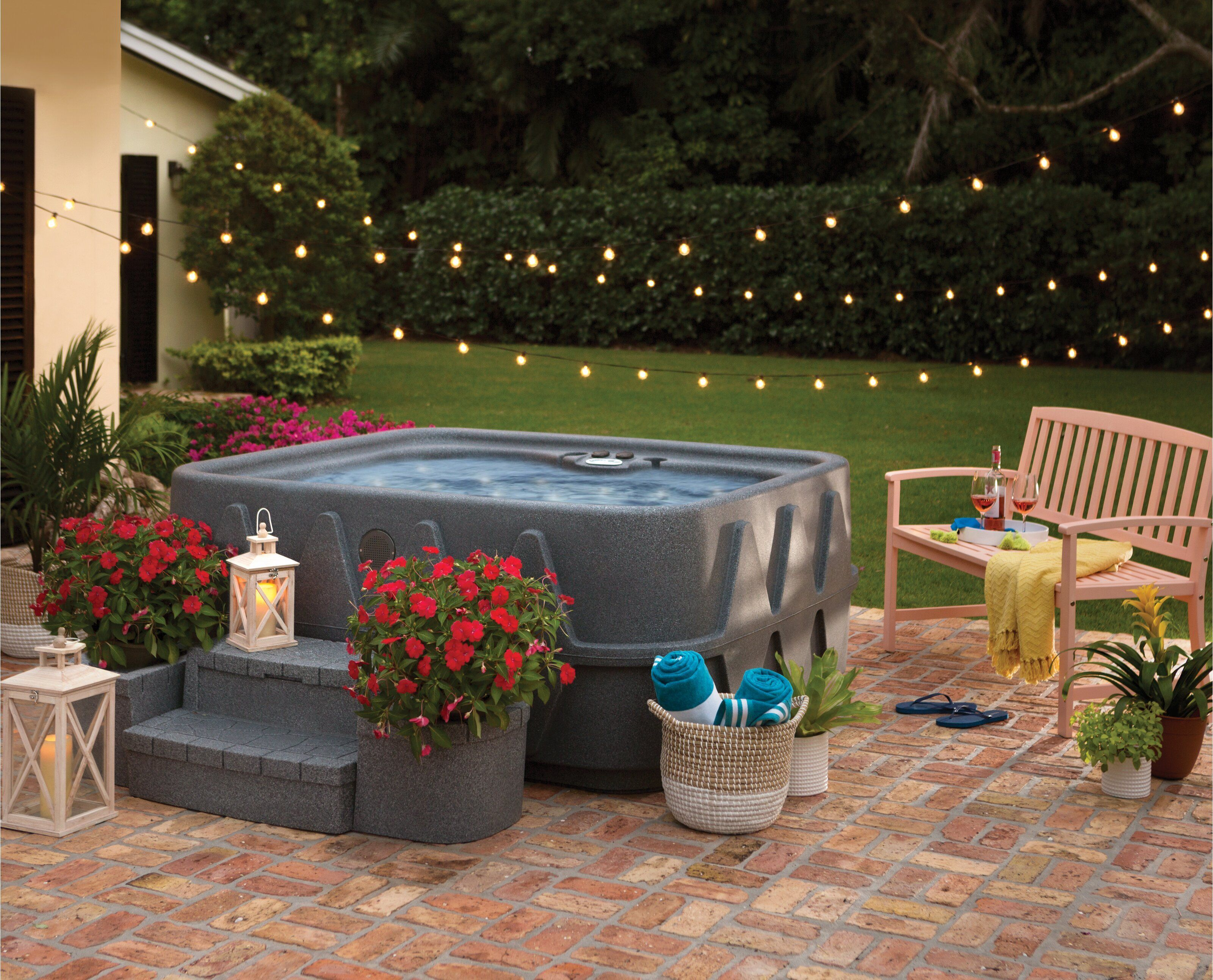 The 20 Best Hot Tubs in 20   Best Outdoor Hot Tubs for Home