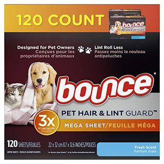 Pet Hair and Lint Guard Mega Sheets