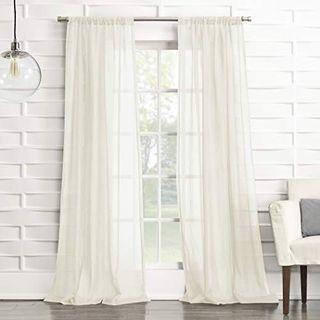 Rod Pocket Curtain Panel