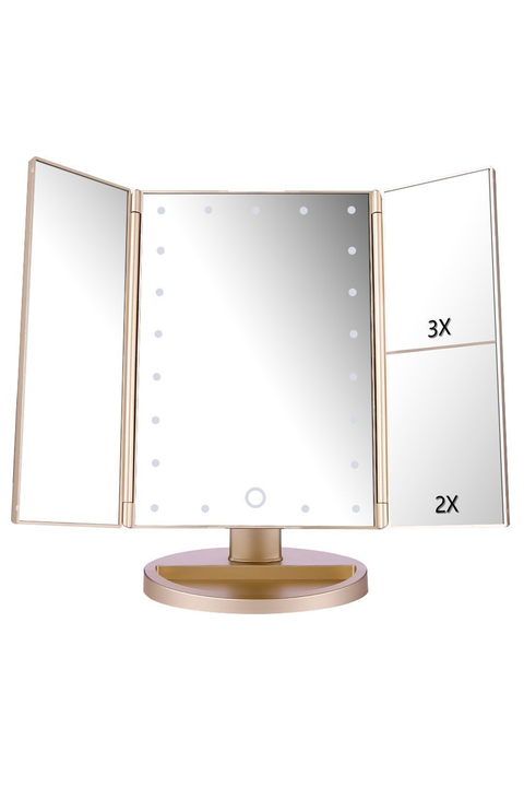 17 Best Lighted Makeup Mirrors Of 2021, Best Makeup Mirrors Canada