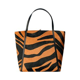 Holie Leather Tote Bag