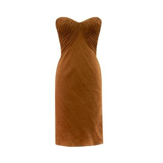 Special Order Strapless Dress