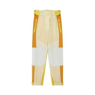 Lacey Silk Pants