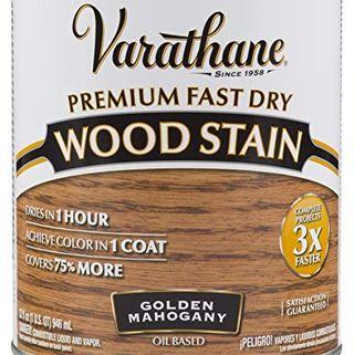 Tinte para madera de secado rápido