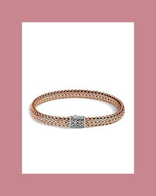 Iconic classic chain bracelet 7.5MM