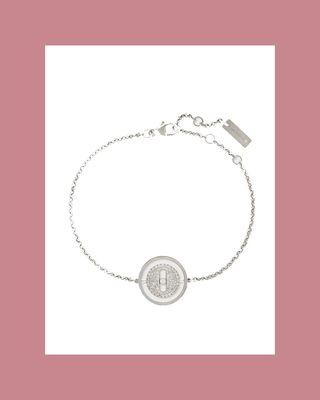 Lucky Move 18-karat white gold diamond bracelet