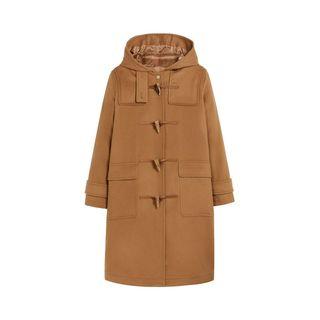 Inverallan Beige Duffle Coat