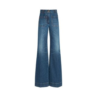 Alina Rigid Flared Jeans