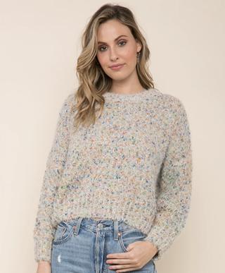 Confetti Pullover Sweater