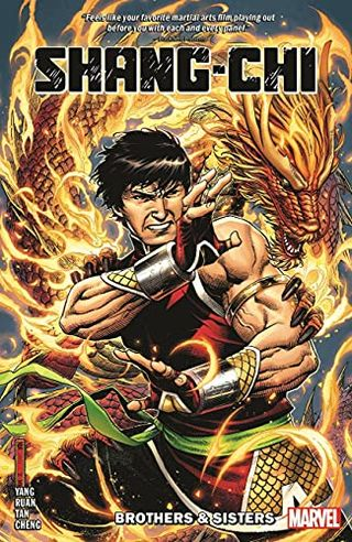 Shang-Chi Vol 1 Brothers & Sisters – Gene Luen Yang