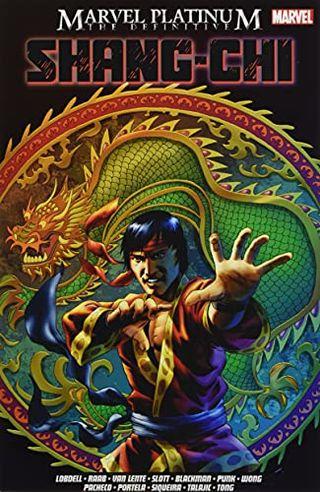 Marvel Platinum: The Definitive Shang-Chi