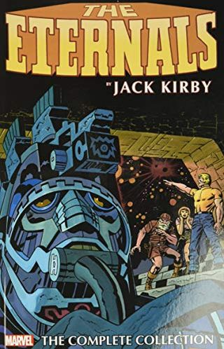 The Eternals by Jack Kirby: The Complete Collection