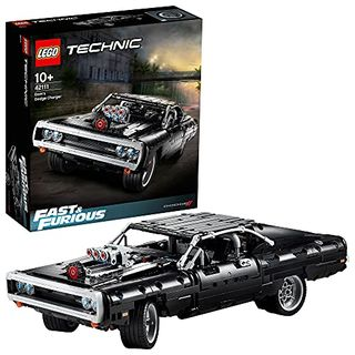 LEGO 42111 - Technic Fast & Furious Dom's Dodge Charger build set