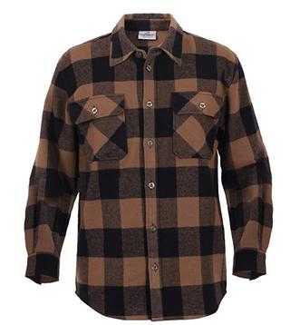 Rothco Plaid Flannel Shirt