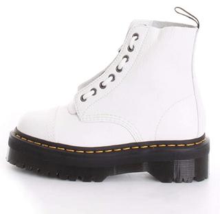 Dr. Martens Women's Sinclair Leather Platform Boots