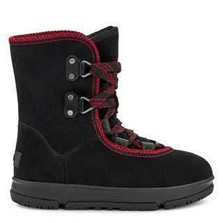Hiker Hi Suede Boots