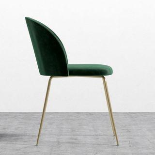 Iris Green Dining Chair
