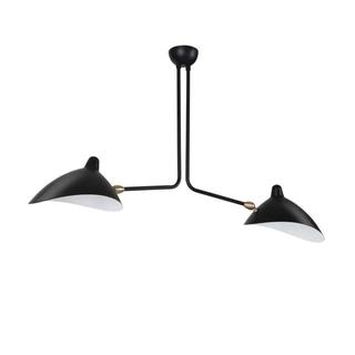 Three Arm Ceiling Lamp