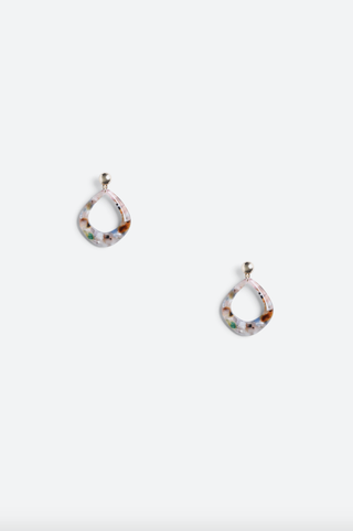 Jessi Colorful Resin Earring