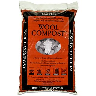 Wool compost Dalefoot compost