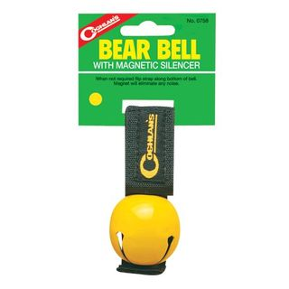 Bear Bell con silenciador magnético