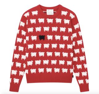Women's Sheep Sweater