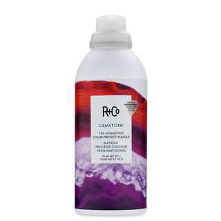 Gemstone shampoo color protection mask