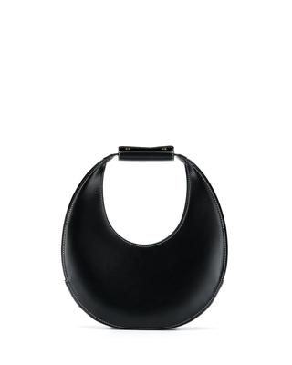 Moon shoulder bag