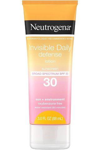 Daily Invisible Defense Milk SPF 30