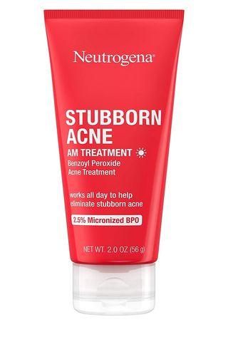 Treatment of stubborn acne AM