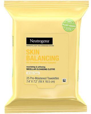 Skin Balancing Micellar Cleansing Wipes