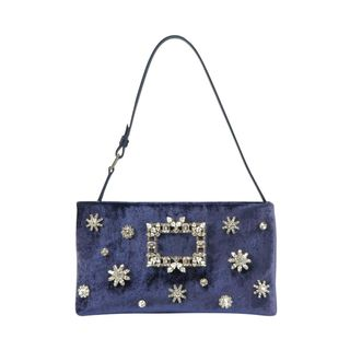 Mini bag with buckle Nightlily Broche