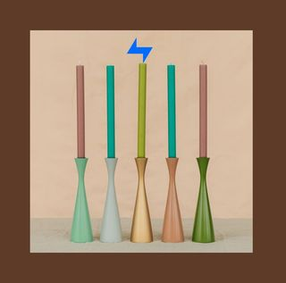 Tall Candle Holder