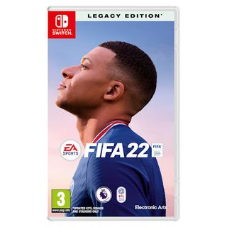 FIFA 22 Legacy Edition for Nintendo Switch