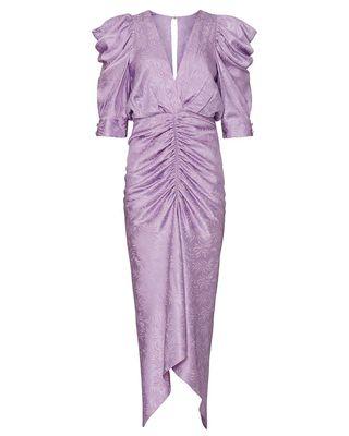 Ariana satin dress