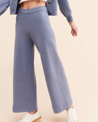 Knitted trousers Eloise Knit