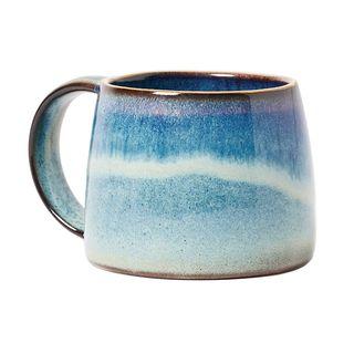 Jada Turquoise Ceramic Mug