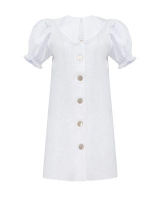 Marie Linen Dress