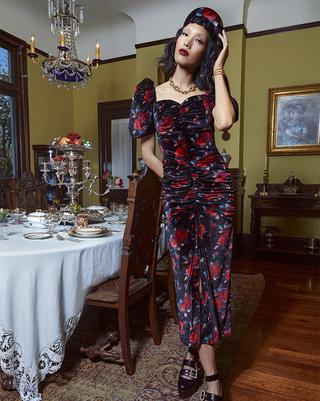 Rowenna dress