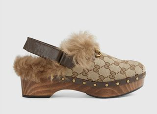 Gucci 100 clogs for women