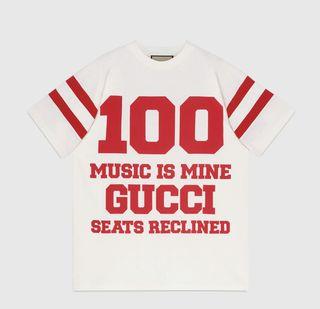Gucci 100% cotton t-shirt