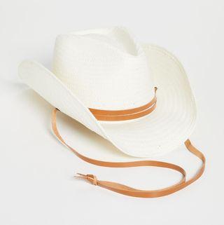 Ohara Straw Cowboy Hat
