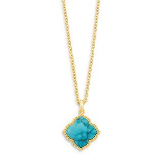 Mallory Pendant Necklace