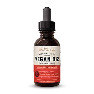 100% Methylcobalamin Vegan B12