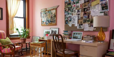 Flowerpot, Room, Table, Interior design, Furniture, Interior design, Curtain, Squash, Window covering, Houseplant,