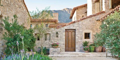 Desert Beauty Tour A Classic Home From Michael S Smith