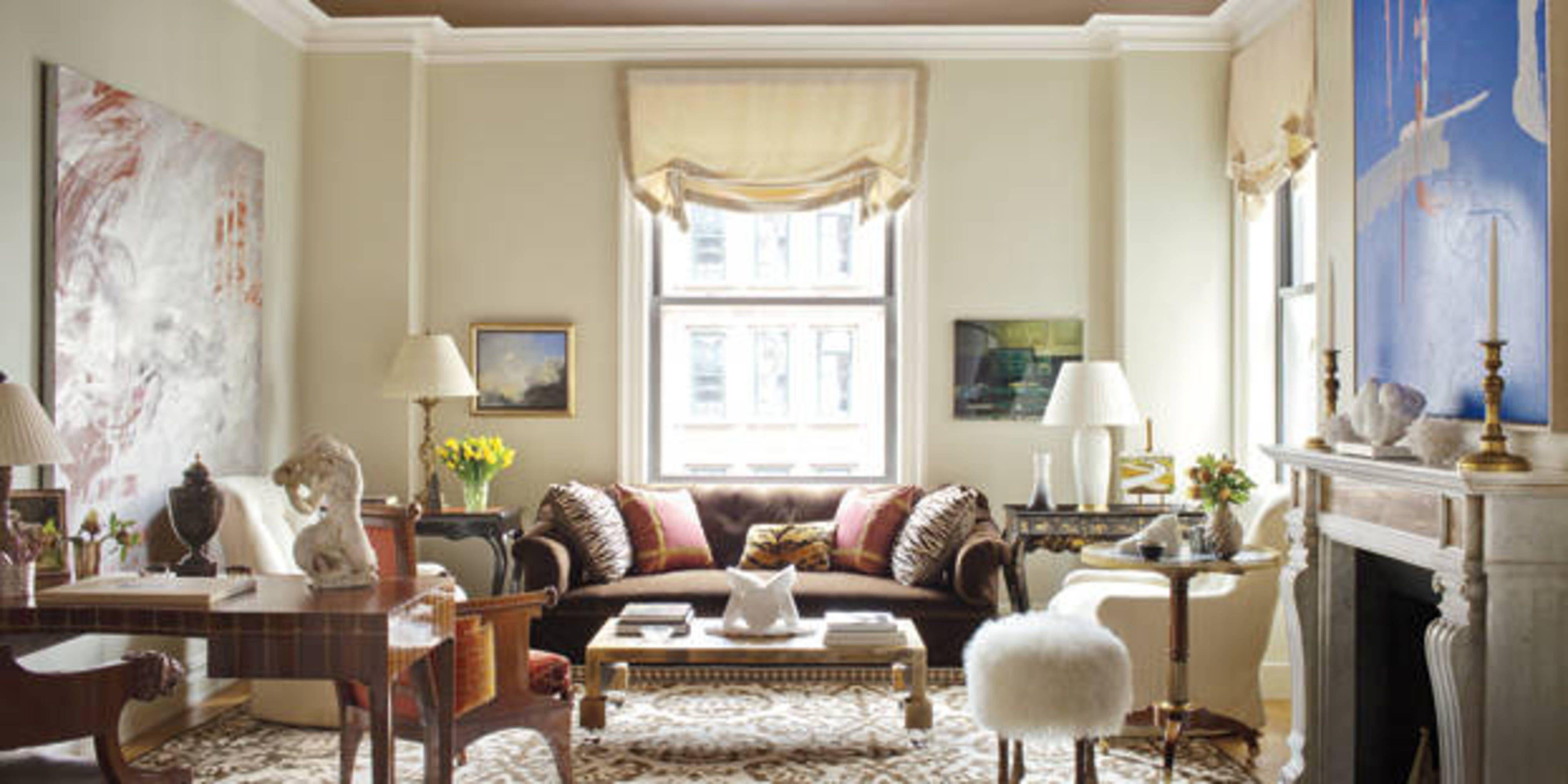 Brian Mccarthy Prewar Manhattan Apartment Designer Brian Mccarthy